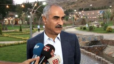 Sivas'ta 'Hobbit' tatil köyü ilgi çekiyor
