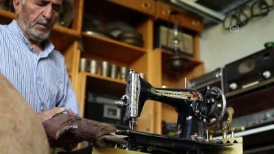 Tarih peşinde 50 yılı aşan serüven: 'Antikacı Yaşar' - ELAZIĞ