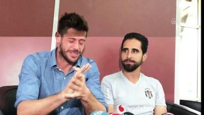 devre arasi - 'Beşiktaş her zaman kalbimde olacak' - İSTANBUL