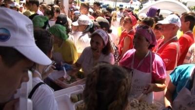 kulfetli -  - Büyükçekmece Kültür ve Sanat Festivali'nde Türk mutfağı tanıtıldı