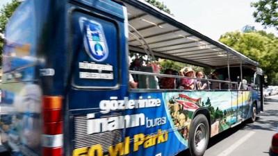 Büyükşehir Belediyesinden şehir turu otobüsleri
