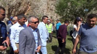 destina -  Dağ turizmiyle ünlü Aladağlar'da Dağcılık Turizmi Çalıştayı düzenlendi