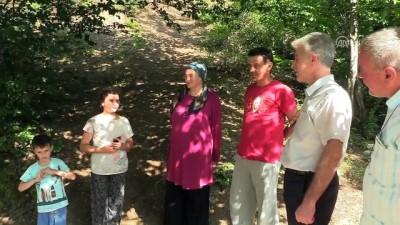 Orta Karadeniz'in 'Uzungöl'ü ilgi görüyor - AMASYA