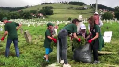 TİKA'nın gönüllü elçileri Sırbistan etabını tamamladı - BELGRAD
