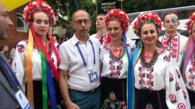 'Uluslararası Tulum ve Müzik Festivali' ile Artvin'de dans şöleni