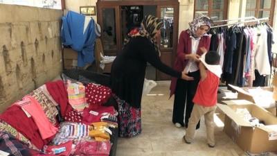 7 bin 500 aileye bayram yardımı - KİLİS