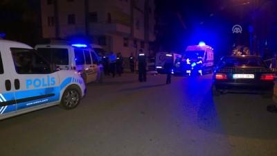akaryakit istasyonu - Başkentte iki kişiyi öldüren taksiciyi kan izleri ele verdi - ANKARA