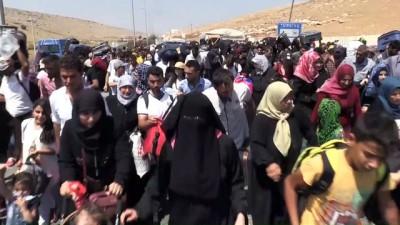 Cilvegözü Sınır Kapısı'ndan bayram geçişleri başladı - HATAY