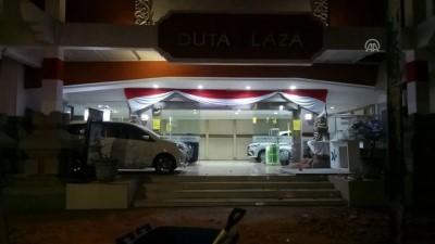 Endonezya'da 7 büyüklüğündeki deprem - CAKARTA