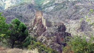 Görülen ama gezilemeyen kale turizme açılacak - ARTVİN