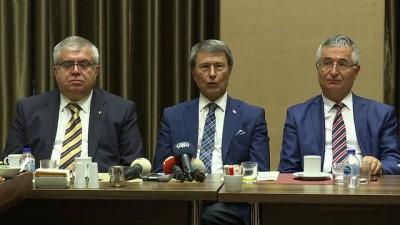 İYİ Parti'de 3 kurucu üye istifa etti (3) - ANKARA
