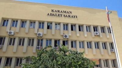 Karaman'da hırsızlık iddiasıyla gözaltına alınan 5 kişi tutuklandı