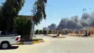 - Kerbela'daki Patlama Ve Yangın Kontrol Altına Alınamıyor