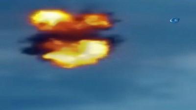 - Maduro'yu hedef alan dronun görüntüleri ortaya çıktı