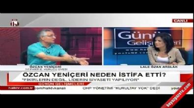 Özcan Yeniçeri'den İYİ Parti'ye sert sözler!