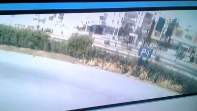 Şanlıurfa'da tır 4 araca çarptı: 5 yaralı -Güvenlik kamerası