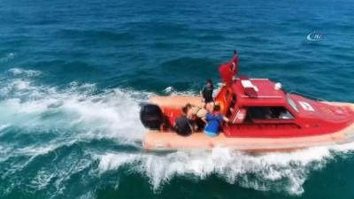 kurtarma ekibi -  Şile'den boğulan çocuğun cesedi insansız hava aracıyla bulundu