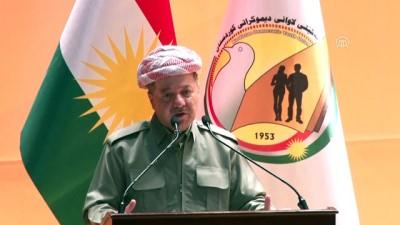 Barzani'den 'ABD'nin seçimleri erteleme talebi' iddiasına yalanlama - ERBİL