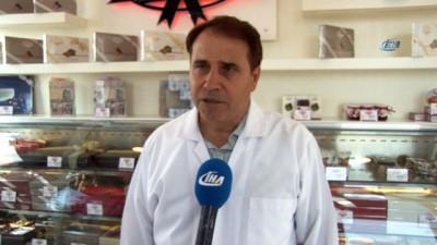Bursa'dan İzmir'e kestane şekeri yanıtı: Kestane şekeri 300 yıldır Bursa'da üretiliyor