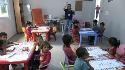Fındık işçilerinin çocukları için 'ders zili' çaldı - ORDU