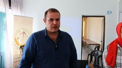 - Kilisli mühendislerden Suriyeli mühendislere belediyecilik semineri