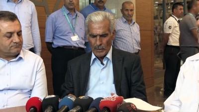 Şehit polis Sekin'in adının memleketindeki hastanede yaşatılması - Baba Zeki Sekin - ELAZIĞ