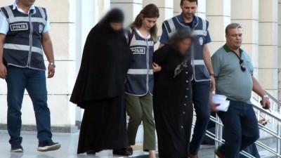 Teyze ve yeğeni yankesicilik suçlamasıyla tutuklandı - KONYA