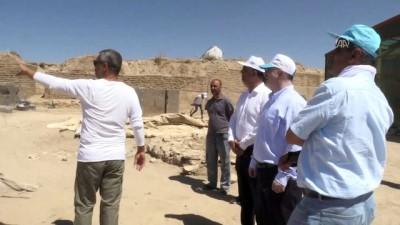 Urartu kazıları tarihe ışık tutuyor - VAN