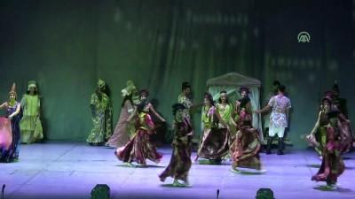 Anadolu Ateşi'nin 'Troya'sı Antalya'da sahnelendi - ANTALYA