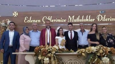 Çekmeköy Nikah Salonu'nda '08.08.2018' yoğunluğu