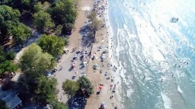 Dilek Yarımadası havadan böyle görüntülendi
