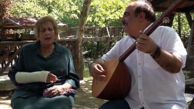 Edremit'in unutulmuş türküleri albüm oldu- BALIKESİR