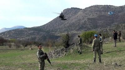 Erzurum'da PKK'lı 2 terörist etkisiz hale getirildi