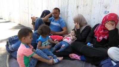 Hatay'da 24 kaçak göçmen yakalandı