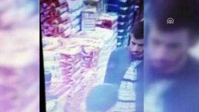 Marketten bebek maması çalan şüpheli yakalandı - SAKARYA