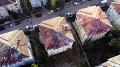ozel harekat polisleri -  Uyuşturucu tacirlerine 'drone' destekli operasyon havadan görüntülendi