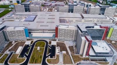 Yeni şehir hastaneleri açılış için gün sayıyor - ANKARA