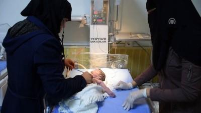 cocuk hastaliklari - Yeryüzü Doktorları Suriye'de savaş mağdurlarının yaralarını sarıyor - AZEZ