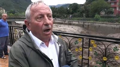 Belediye Başkanı Söğüt: ''İkizce'de bütün mahalle yolları kapalı'' - ORDU