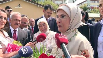 Emine Erdoğan: 'Çiçeklerimizin, ağaçlarımızın altını kompost gübre ile besleyeceğiz' - TBMM