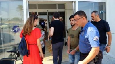 Göçmen faciasıyla ilgili Suriye uyruklu bir insan kaçakçısı gözaltına alındı