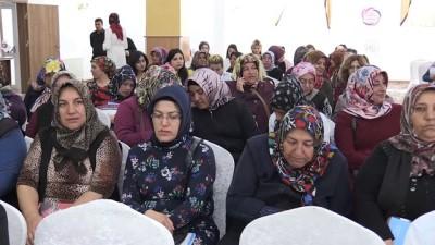 Hak-İş'in 'Kadınları Güçlendirme Projesi' Yozgat'ta başladı