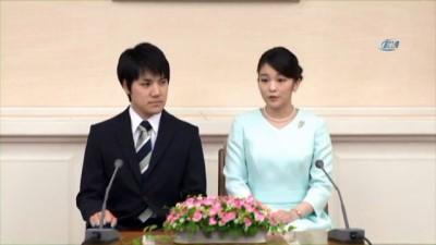 - Japon Prensesin Düğünü Parasızlıktan Ertelenebilir