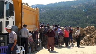 Muğla'da maden ocağında iş kazası: 1 ölü
