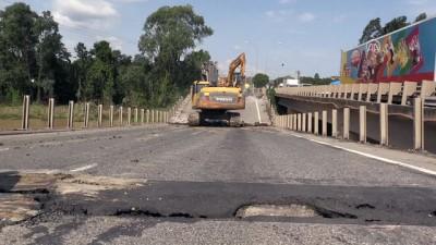 korkuluk - Ordu'daki sel - Cevizdere Köprüsü'nde yıkım çalışmaları başladı