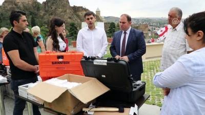 TİKA'dan Gürcistan Milli Botanik Bahçesi'ne ekipman desteği - TİFLİS