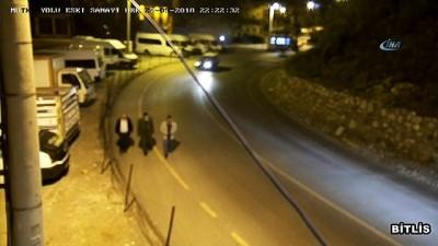 Yurt genelinde yaşanan trafik kazaları kamerada
