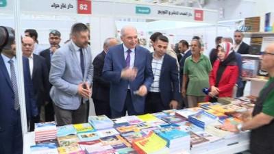Başkan Uysal, Uluslararası İstanbul Arapça Kitap Fuarı'nı ziyaret etti