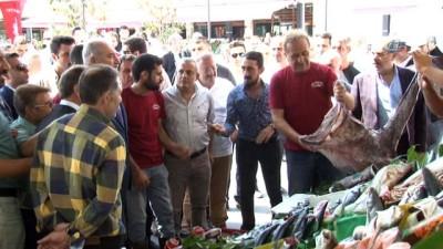 Kumkapı, Balıkçılar Çarşısı'na kavuştu