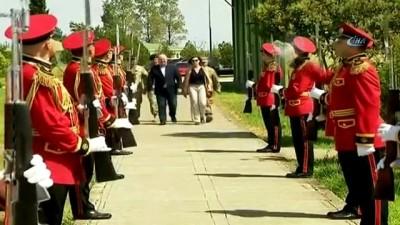 - NATO'nun çok uluslu askeri tatbikatı 'Agile Spirit' başladı